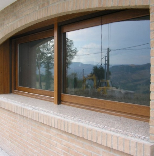 Eleganza dello Style legno