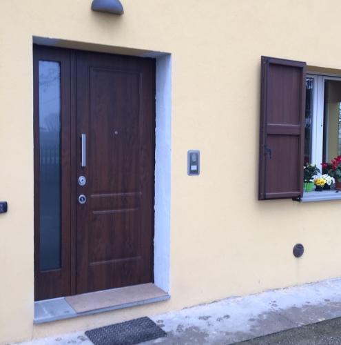 05 Vignali Simone Infissi-Style Porta blindata style legno