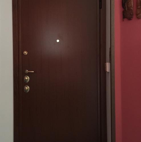 09 Vignali Simone Infissi-Style Porta blindata style legno
