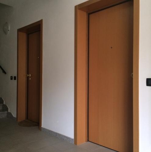 11 Vignali Simone Infissi-Style Porta blindata style legno