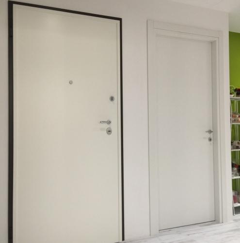 05 Vignali Simone Infissi-Style Porta blindata style personalizzato