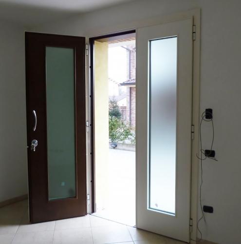 08 Vignali Simone Infissi-Style particolare Porta blindata