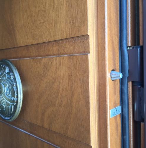 13 Vignali Simone Infissi-Style particolare Porta blindata