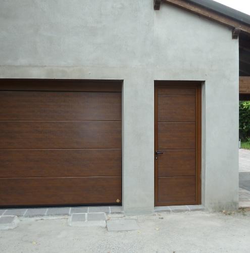 03 Vignali Simone Infissi-Style Portone per garage style legno