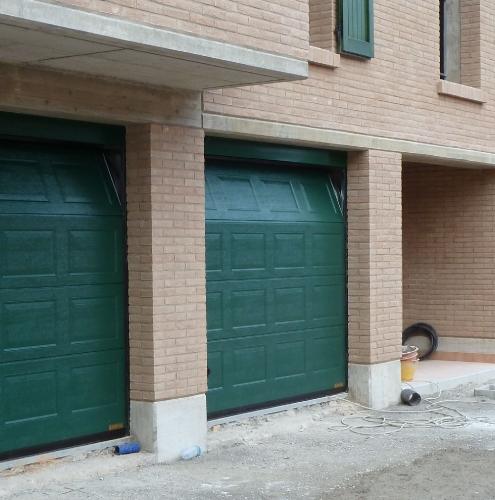 01 Vignali Simone Infissi-Style Portone per garage style personalizzato