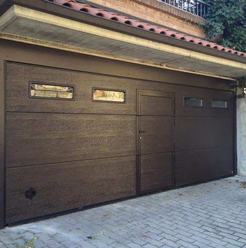 03 Vignali Simone Infissi-Style Portone per garage style personalizzato