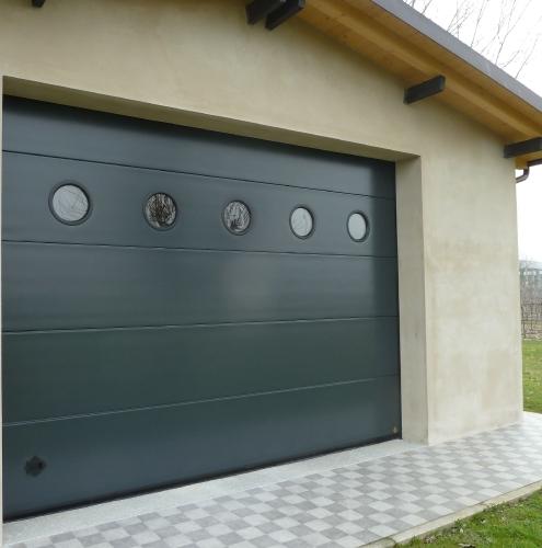 09 Vignali Simone Infissi-Style Portone per garage style personalizzato