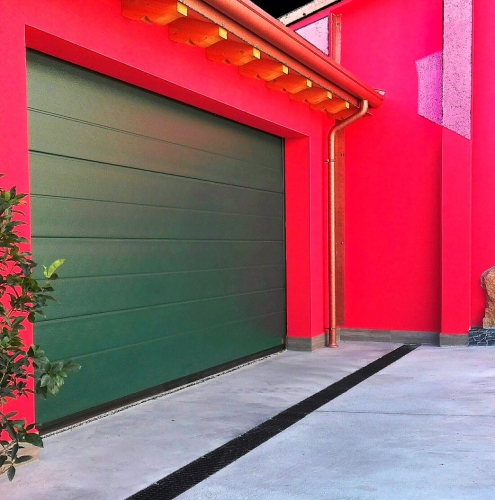 13 Vignali Simone Infissi-Style Portone per garage style personalizzato