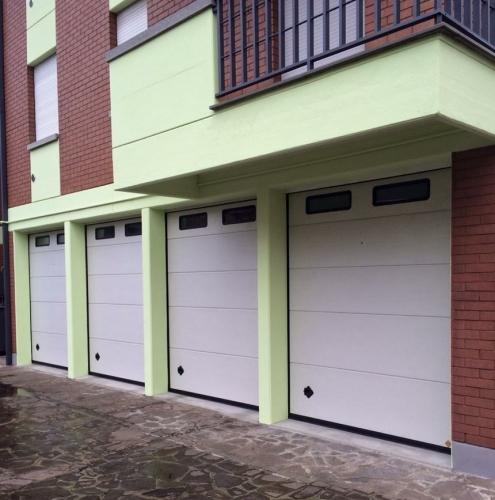 20 Vignali Simone Infissi-Style Portone per garage style personalizzato