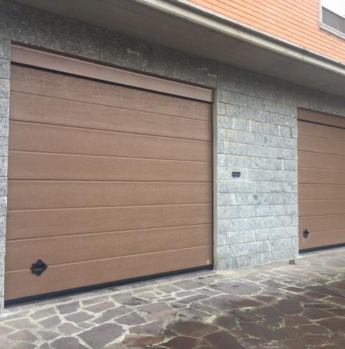 24 Vignali Simone Infissi-Style Portone per garage style personalizzato