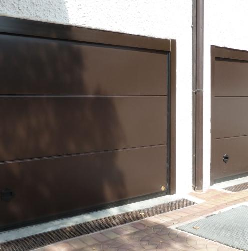 25 Vignali Simone Infissi-Style Portone per garage style personalizzato