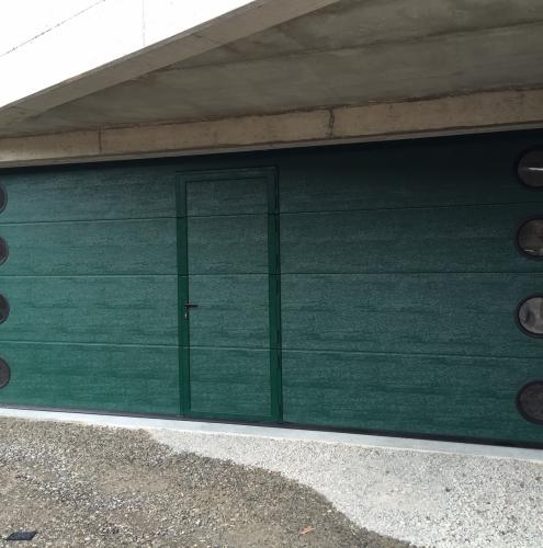 26 Vignali Simone Infissi-Style Portone per garage style personalizzato