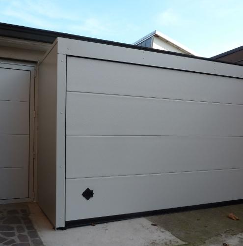 04 Vignali Simone Infissi-Style Portone per garage particolari