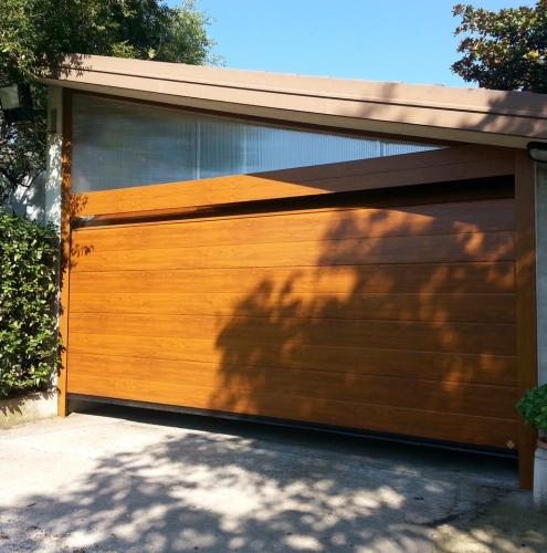 15 Vignali Simone Infissi-Style Portone per garage particolari