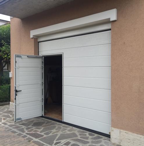 22 Vignali Simone Infissi-Style Portone per garage particolari